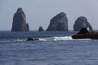 3 Musketeers dive site Malpelo