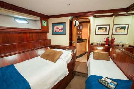Deluxe Stateroom Galapagos Sky