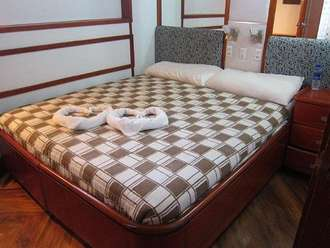 Matrimonial Queen bed cabin
