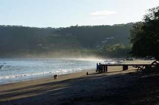 Playa de Coco also called Coco beach Guanacaste Province Costa Rica