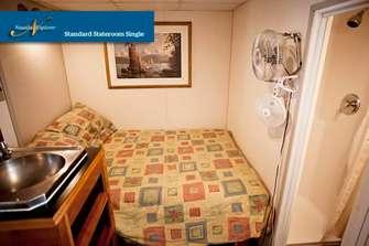 Einzel Standart Zimmer Nautilus Explorer