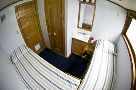 Standard cabin with shared bathroom MV Yemaya