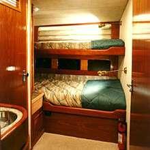 Standard cabin Solmar V