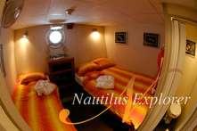 Standard cabin Nautilus explorer