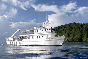 Nautilus Undersea - Cocos Island