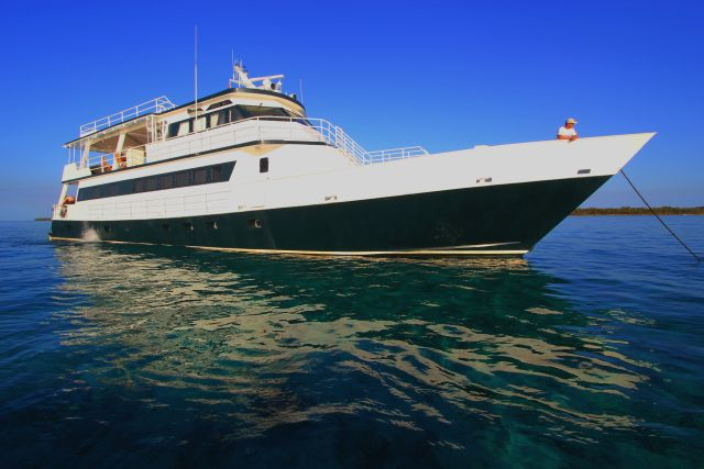 Avalon I Diving Liveaboard cruises Gardens of the Queen Cuba
