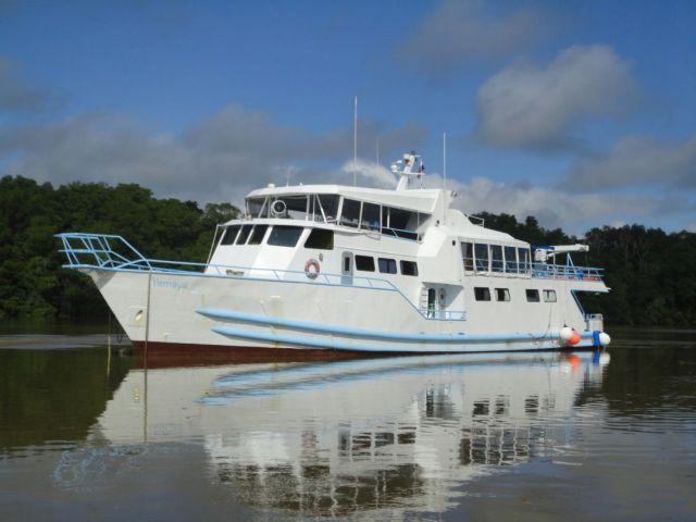 MV Yemaya Liveaboard Malpelo island