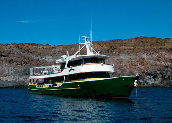 Solmar V Socorro Liveaboard diving trips