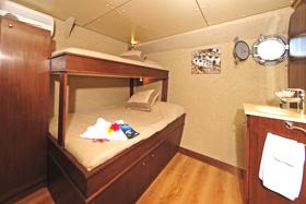 Deluxe cabin Okeanos Aggressor